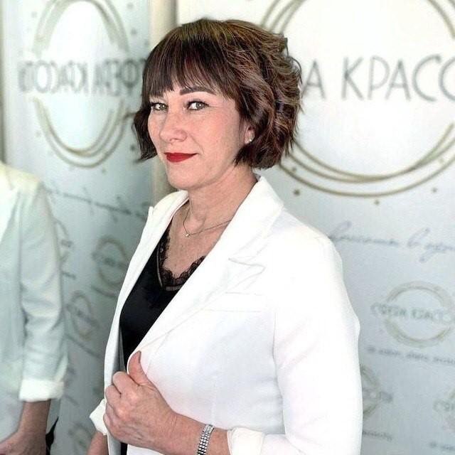 Мартынова Галина
