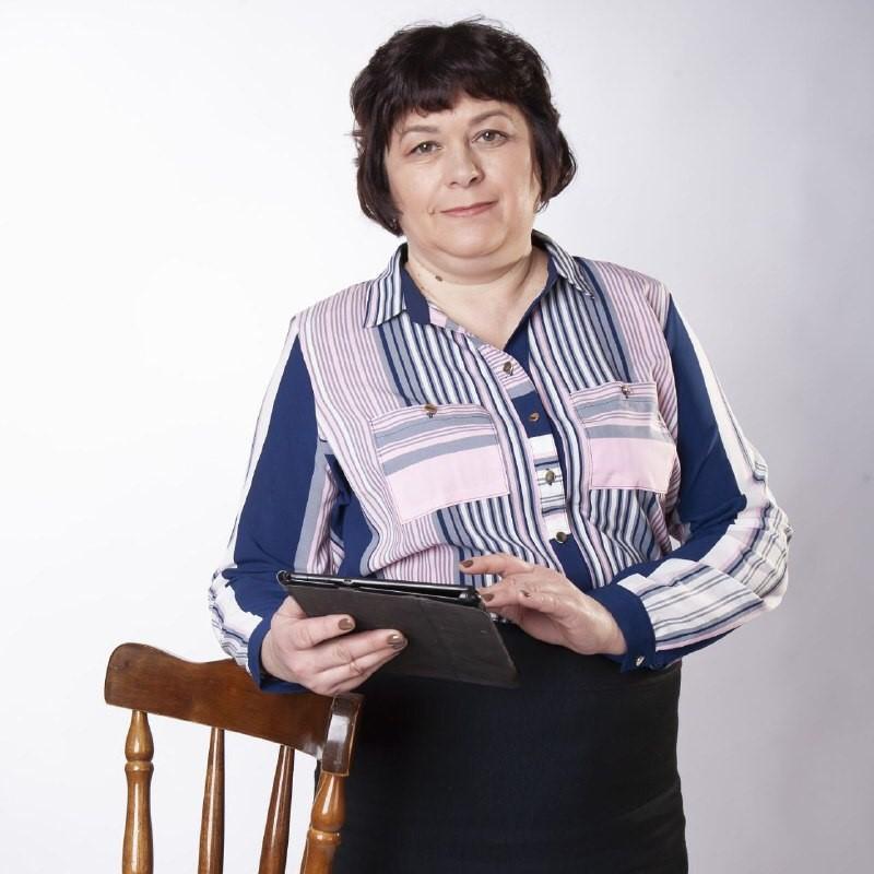 Логвиненко Ирина