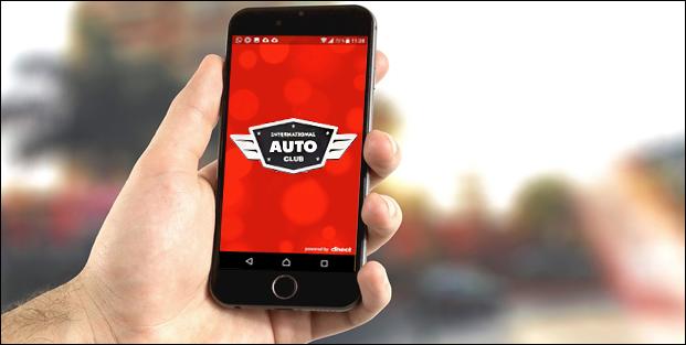 Скачать мобильное приложение международный автоклуб скачать программу наушников