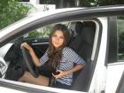 Байдина Сабина участник Международного автоклуба